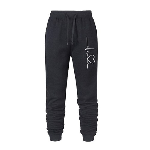 Loose Joggers Print Wide Leg SweatPants Women Trousers Plus Size Soft High Waist Pants Harajuku Streetwear Korean Casual Pants