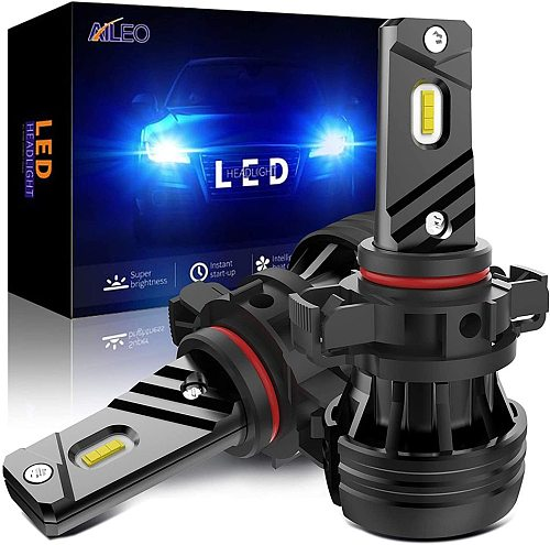 AILEO High Quality CSP Chips 12000LM PS24W PSX24W 5202 h16(EU) 2504 5201 5301 PS19W LED Car Fog Light Bulbs Extremely Bright 60W