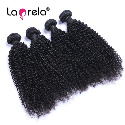 Kinky Curly Virgin Hair Bundles Afro Curly Unprocessed Human Hair Weave 1 Piece Lot Mongolian Virgin Hair Weft 100g