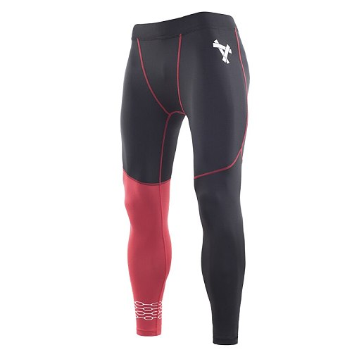 Tights Men Sports Running Compression Pants Leggings Fitness Sportswear Long Trousers Gym Training Pants Skinny Leggins Hombre