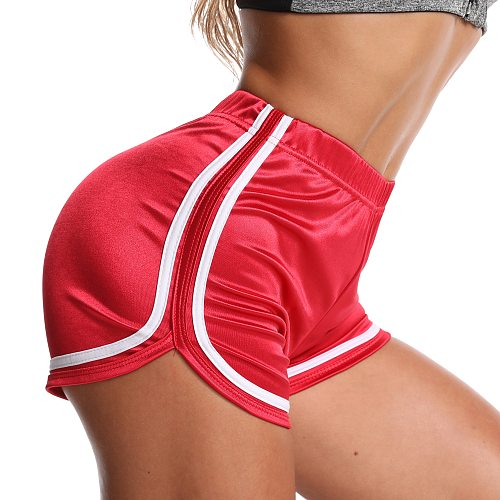 Sport Women's Shorts Sportswear Woman Fitness Summer Shorts Athletic  Workout  Running Pants Gym Yoga Pants Cycling Panty