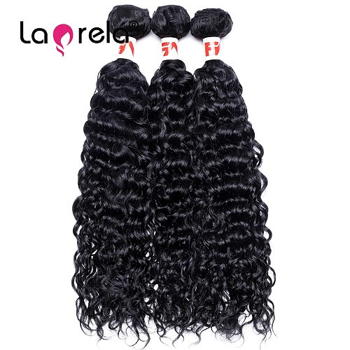 French Curly Human Hair Bundles Unprocessed Virgin Hair Weave Brazilian Water Wave Hair Wefts Curly Hair For Black Women