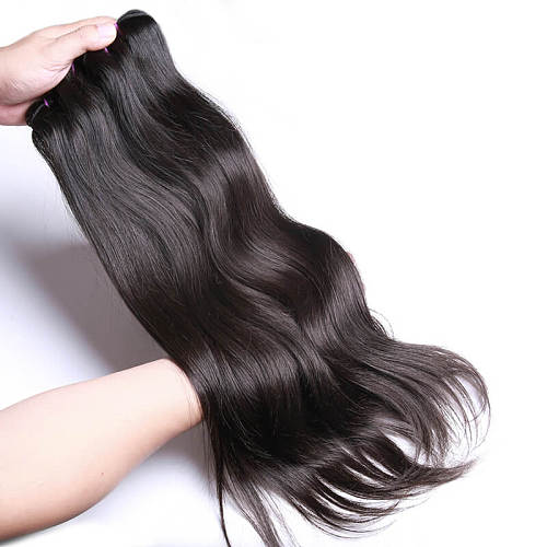 Original Raw Virgin Indian temple Hair Natural straight Silky luster Soft hair 12 -28  available  Mayflower Unprocessed  hair
