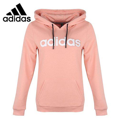 Original New Arrival Adidas NEO W CE HOODY Women's  Pullover Hoodies Sportswear