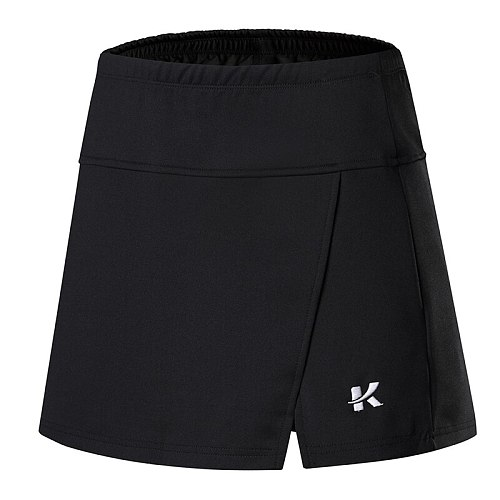 Summer Women Skirt 2 In 1Badminton Table Tennis Skorts Breathable School Uniforms Ladies Anti Leakage Yoga Golf Jogging Skirts