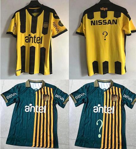 2020 2021 Club Atletico Penarol jerseys Peñarol Uruguay Lucas Ezequiel GARGANO HOME Fabricio Formilianoshirts Rodriguez
