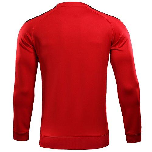 KELME Sports Sweatshirt Men Pullover Exercise  Spring Autumn Long Sleeve Training Shirt 3871502