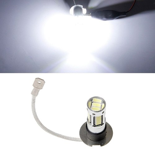 H3 30W 4014 LED Xenon White Headlights Fog DRL Light Bulb Lamp 30SMD 6000K
