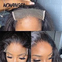 Invisible HD Lace Frontal Closures 5x5 Lace Closure With Baby Hair Straight Remy Human Hair Melt Skins Hd Lace Transparent Lace