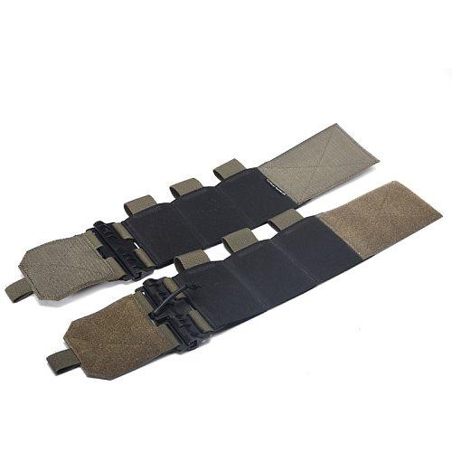 Tactical Military FCSK Tactical Vest Quick Release Buckle Set Elastic Cummerbun Waist Cover