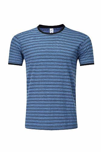 1807 Light blue t-shirt polo shirts