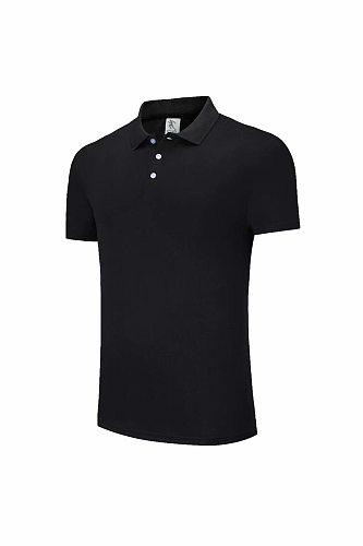 2020 New Men Polos Shirts turndown collar man sport shirt short sleeve male polos hot sale golf shirt #9109
