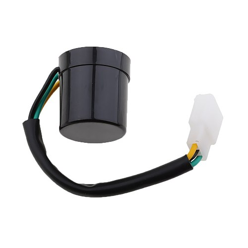 12v 3-Pin Speed Universal LED Flasher Relay Turn Signal Flash Durable and waterproof Fixes fast and no blink problems