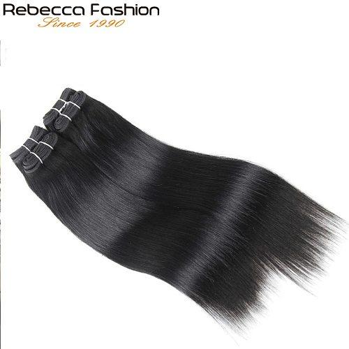 Yaki Straight Human Hair Bundles Burg 99J Human Hair 4 Bundles Deal 190 /Packet 100% Natural Hair Extension Malaysian Hair Weave