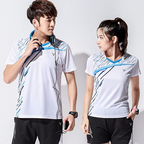 Summer NEW Badminton Shirts China National Team Women/Man Breathable T-shirt Quick Dry Jersey ,Badminton shirt + shorts