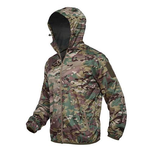 Hunting Coats Jackets Tactical Hooded Camouflage Skin Clothing Outdoor Skin Clothing Windbreaker Hunting Apparel Accessories