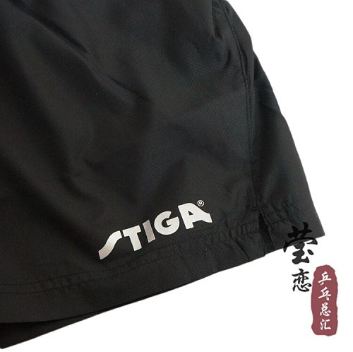 Original table tennis shorts for stiga table tennis rackests professional trunks racquet sports G100101 pingpong game
