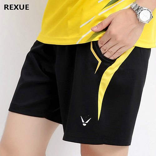2020 sports shorts with Pockets Men badminton table tennis Shorts Running women jogging Short pants athletic shorts quick dry