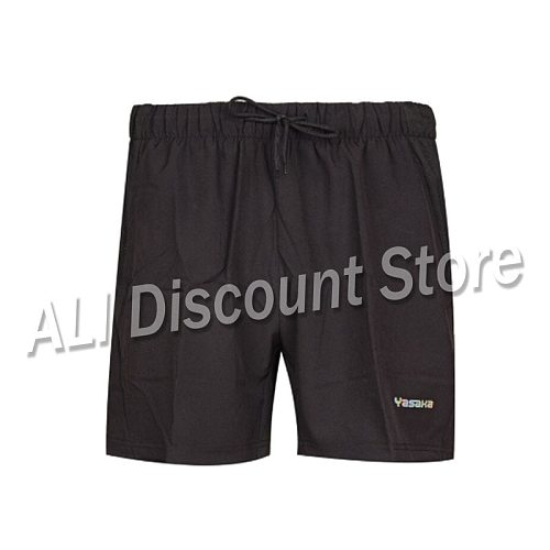 Yasaka Table Tennis Clothes Masculino Badminton Uniforms Sports Pants Table Tennis Clothing Ping Pong Shorts