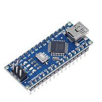 1PCS GREAT IT  Nano 3.0 controller nano CH340 USB driver ATMEGA328 ATMEGA328P nano Mini USB With the bootloader for arduino