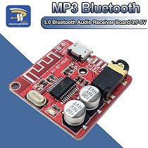 DIY Bluetooth Audio Receiver board Bluetooth 4.0 4.1 4.2 5.0 MP3 Lossless Decoder Board Wireless Stereo Music Module 3.7-5V