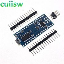 Mini USB CH340 Nano 3.0 ATmega328P Controller Board Compatible For Arduino Nano CH340C USB Driver Nano V3.0 ATmega328