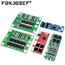 3S 10A 20A 25A 30A 40A 60A Li-ion Lithium Battery 18650 Charger PCB BMS Protection Board For Drill Motor Lipo Cell Module