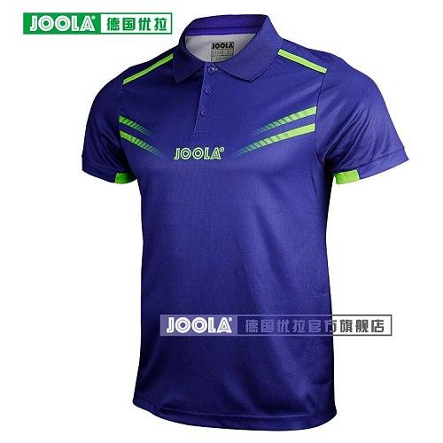 JOOLA Cologne (Star Model Aruna Quadri & Chen Weixing) Table Tennis Jerseys T-shirts for Men Women Ping Pong Training Cloth