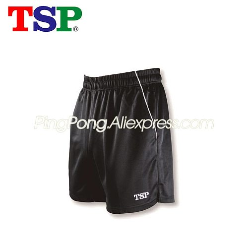TSP Table Tennis Shorts for Men / Women 83202 Ping Pong Clothes Sportswear Training Shorts for Table Tennis Games