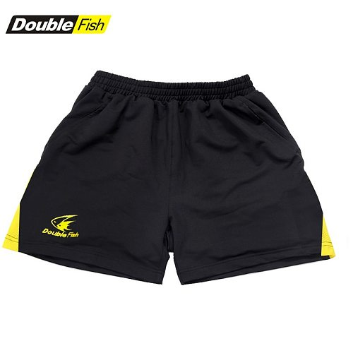 Original Double Fish Summer Style Table Tennis Badminton Pingpong Shorts Fitness Outdoor Sport Pants Quick Dry For men and Women