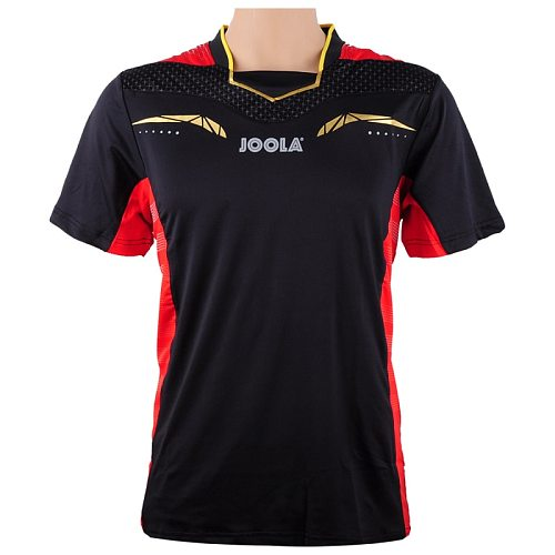 2019 JOOLA Table tennis clothes for men and women clothing T-shirt short sleeved shirt ping pong Jersey Sport Jerseys