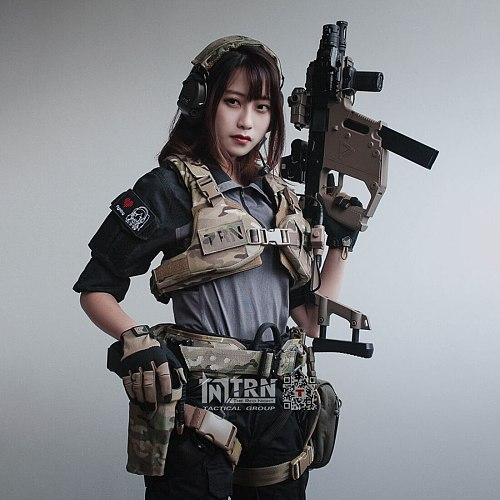 2020 New Arrive BACRAFT Tactical Hunting Shirt Combat Uniform Outdoor Tactical Wearing Equipment for Airsoft- SP2 Version