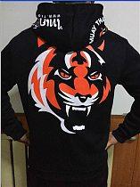 body-building clothes Tiger Muay Thai MMA Muay Thai boxing shirt Long sleeve  Signature  series