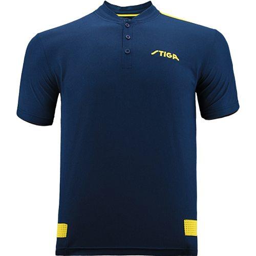 Genuine Stiga Table Tennis T Shirt Table Tennis Champion Shirt Fast Dry Sports Short Sleeve Shirt For Men Women