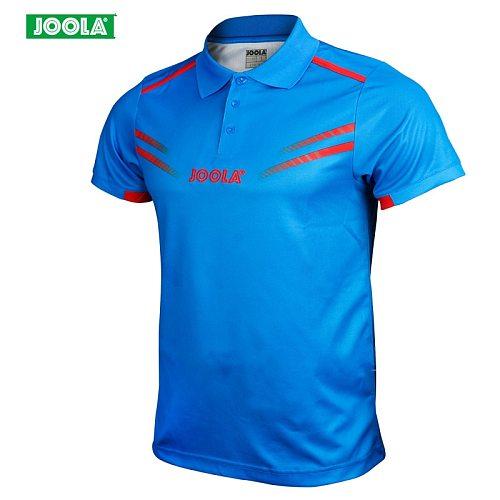 2019 Original Joola New Top Quality Table Tennis Jerseys Training T-Shirts Ping Pong Shirts Cloth Sportswear