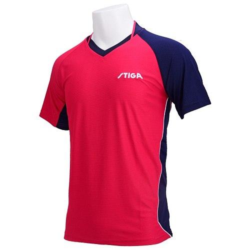 Original Stiga Table Tennis Clothes Quick Dry T shirt  Sport Jerseys Sport wear Clothing T-shirt  Clothes