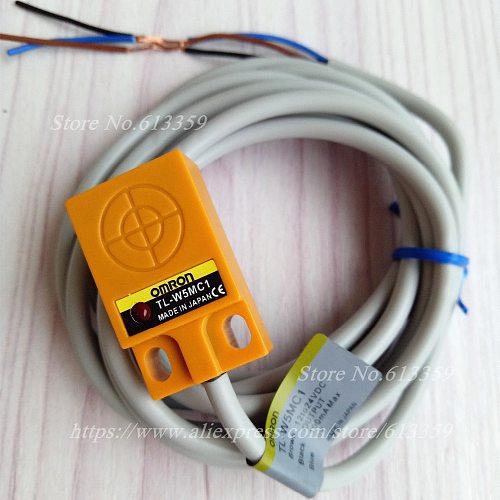 5PCS TL-W5MC1 NPN NO Proximity Switch Sensor New High Quality Warranty For One Year