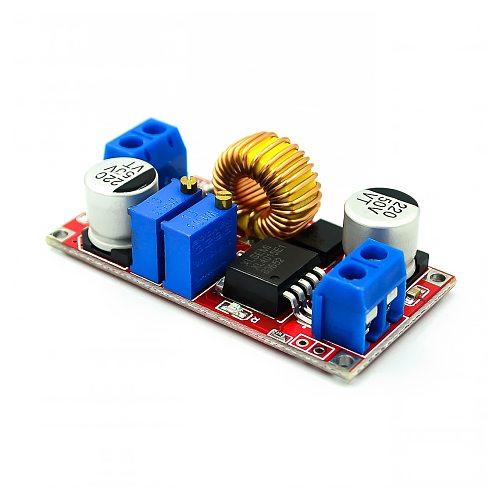 ! 5A constant current LED driver module battery charging constant voltage DC-DC power module XL4015