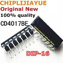 10PCS CD4017BE DIP16 CD4017 CD4017B DIP-16 HEF4017BP TC4017BP CD4017CN HD14017BP 4017 New and Original IC Chipset