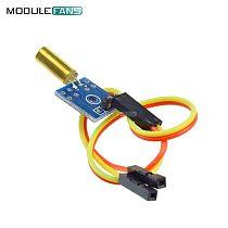 2PCS Tilt Sensor Module Vibration Sensor for Arduino STM32 AVR Raspberry Pi 3.3V-12V With Free Cable