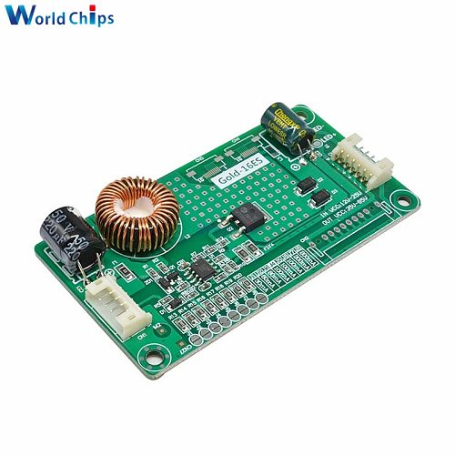 14-37 Inch LED LCD Universal TV Backlight Constant Current Board Driver Boost Structure Step Up Module 10.8-24V to 15-80V Newest