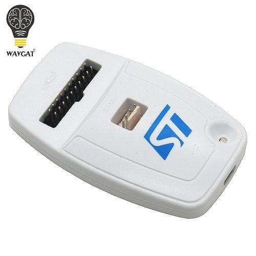 WAVGAT ST-LINK/V2 ST-LINK V2(CN) ST LINK STLINK Emulator Download Manager STM8 STM32 artificial device 100% BRAND new