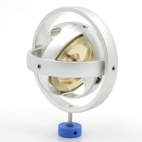 12000 rpm DIY Kit 3 Axis Gyroscope Mechanics Inertial Guidance Systems Stabilizer Experimental instrument Angular Momentum