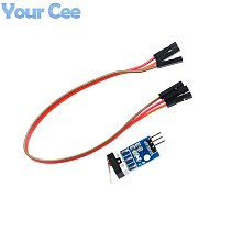 Car Helicopter Crash Collision Sensor Impact Switch Module Robot Model For Arduino with Dupont Cable