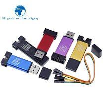 1PCS ST LINK Stlink ST-Link V2 Mini STM8 STM32 Simulator Download Programmer Programming With Cover A41 for arduino