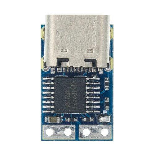 PDC004-PD PD decoy module PD23.0 to DC DC trigger extension cable QC4 charger 9V 12V 15V 20V