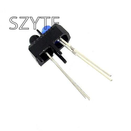 100pcs/lot TCRT5000L TCRT5000 Reflective Optical Sensor Infrared IR Photoelectric Switch