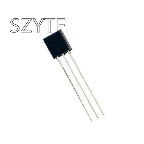 LM35DZ TO92 LM35 TO-92 LM35D Precision Centigrade Temperature Sensors 5pcs