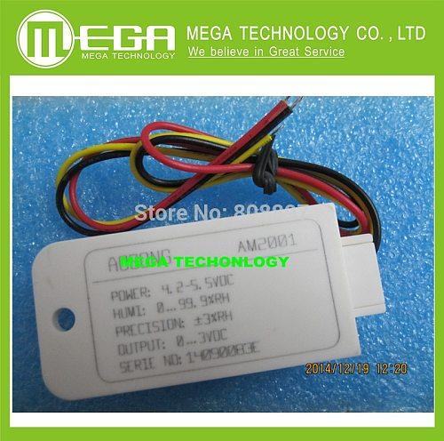 Original AM2001 AMT2001 single humidity sensor voltage type analog output module