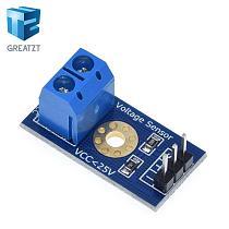 GREATZT 1PCS/LOT Standard Voltage Sensor Module Test Electronic Bricks For Robot For Arduino